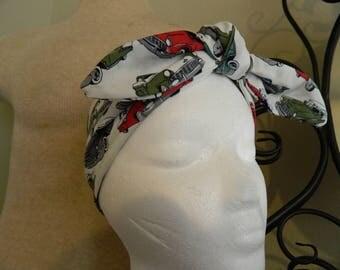 Rosie Wrap Cotton Blend Headband