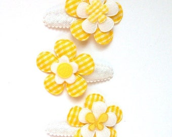 "Hair clip for baby & girl ""LYA"" - french Baby Hair Clip"