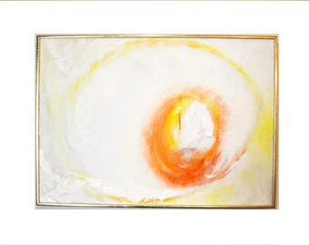 Mid Century Style Abstract Painting