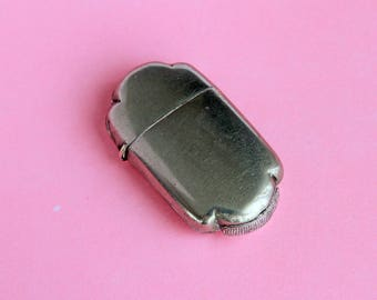 Metal Vesta Case from the 1920's