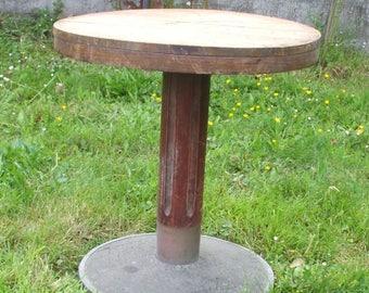 """Round table """"Bistro"""", Art Deco"""