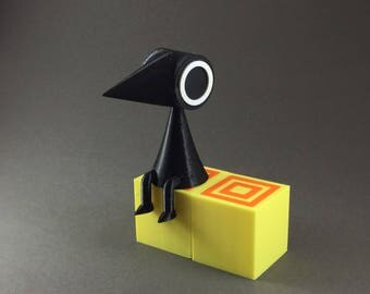 Crow Man from Monument Valley