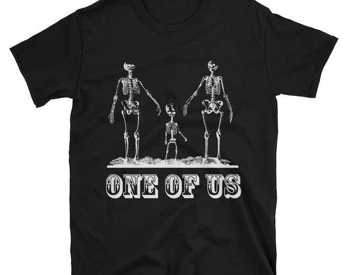 One Of Us Tee- Black