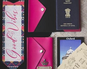 Executive Passport Cover
