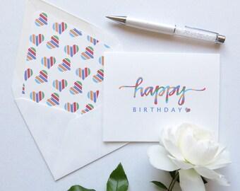 Birthday Cards - Rodan and Fields