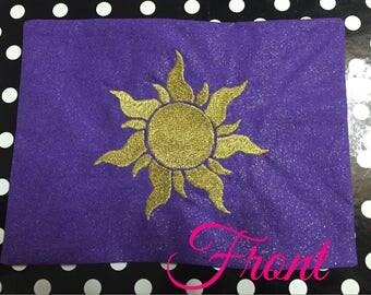 Tangled Rapunzel Flag