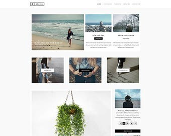 Andria - A WordPress Blog Theme - Responsive WordPress Blog Theme - WordPress Theme - Elegant, Simple & Minimalist WordPress Theme - Blogger