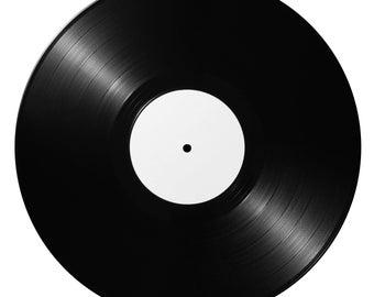Mixtape Vinyl Record 16 minutes per side/32 MAX