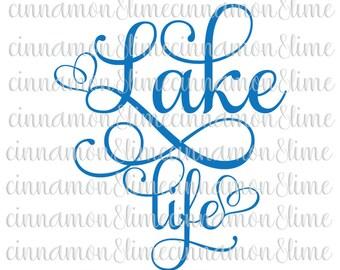 Lake Life Svg, Lake Svg, Lake Svg File, Lake Sign Svg, Cabin Svg, Life is Better at the Lake Svg, Summer Svg, Summer Time Svg