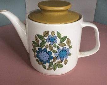 J G Studios Meakin Teapot
