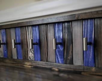 Beautiful/Unique Modern Rustic Hanger/Rack