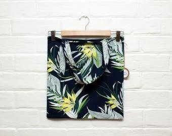 Eco Bags/ Shopping/ Tote/ Handmade/ Linen