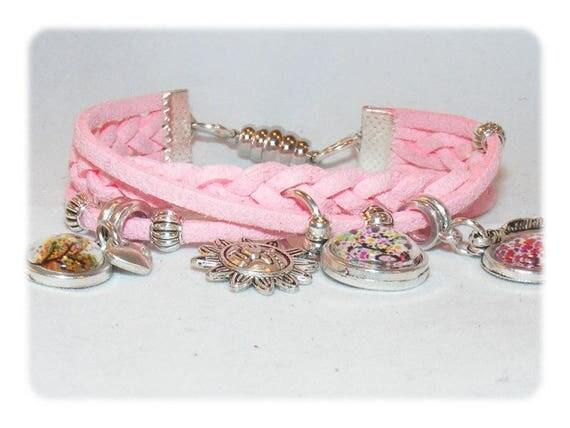 Cuff style bracelet * Sun சூரியன் * Unique