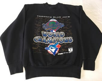 Toronto Blue Jays 1993 Champions Sweater