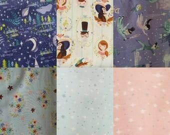 Peter Pan Bedding Set - Crib Toddler Bedding Set - Nursery Bedding - Baby Shower