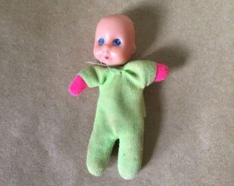 Teeny Tiny Tumblers Mattel Series Doll