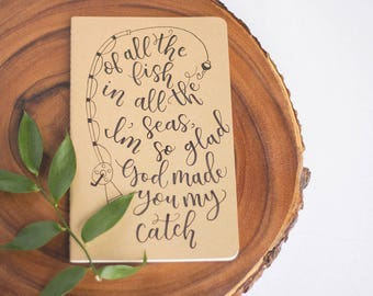 Moleskine Journal | Wedding Gift Journal