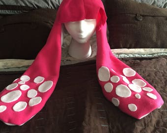 Splatoon inkling girl hat