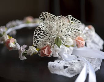 Wreath for wedding or ceremony