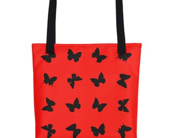 Butterflies, Tote bag