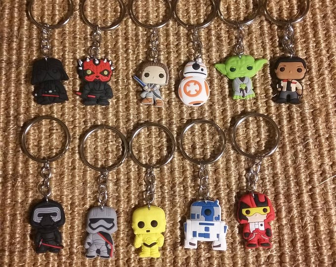 Featured listing image: Star Wars Inspired Keychain