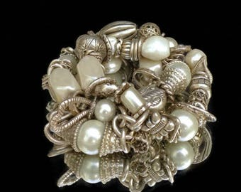 Boho bracelet/ Tribal bracelet/ Vintage kuchi bracelet/ Ethnic gypsy bracelet/ Afghan bracelet/ Nomad antique bracelet