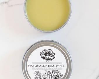 Healing Salve - Healing Balm - Organic Skincare - Natural Skincare - Eczema - Psoriasis - Comfrey