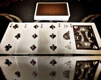 To The Point Playing Card Reading