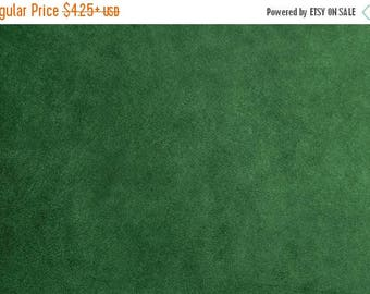 Sale Emerald Green Minky Cuddle 3 - Shannon Fabrics - Smooth Minky - Emerald Green Minky