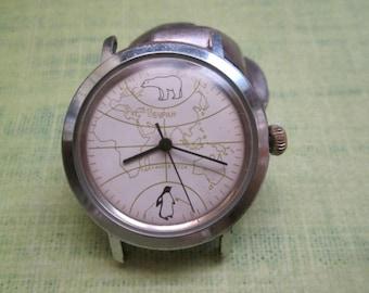 Watch Wostok Vostok Buran USSR RARE