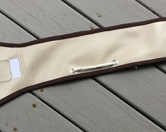 Stick Dulcimer Carrying Case: Water-resistant