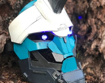 Destiny Cayde-6 inspired Foam Mask