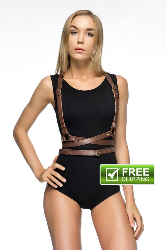 il_570xN.1311714240_710z leather body harness leather harness belt trendy leather harness belt at eliteediting.co