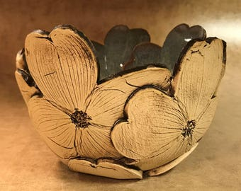 Medium Dogwood Bowl 163
