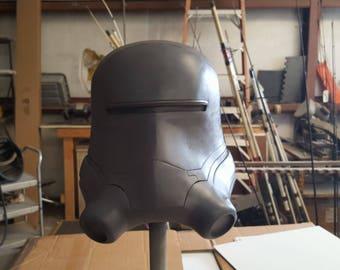Star Wars First Order Flame Trooper flametrooper rotocast resin helmet kit prop costume