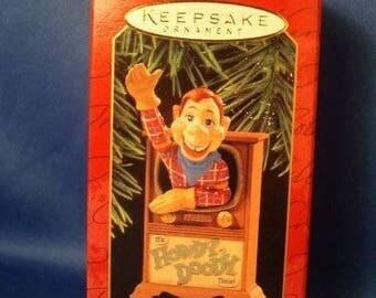 Hallmark Ornament Howdy Doody Anniversary Edition