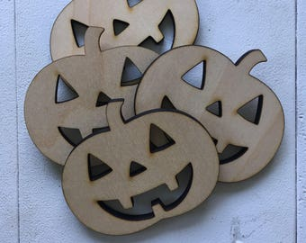 Jacko lantern, Pumpkin, laser cut, laser engraved