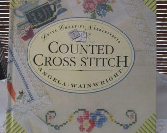 Counted Cross Stitch Creative Needlecrafts (1991)