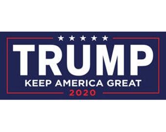 Trump For President Pen Blank