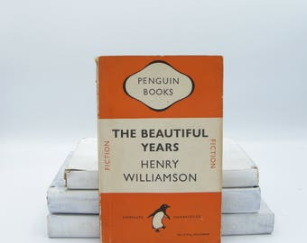 The Beautiful Years by Henry Williamson (Vintage, Penguin)