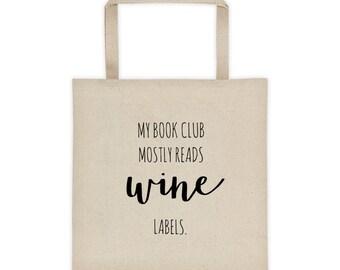 Book Club Tote