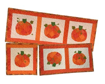 Pumpkin Table Runners Assorted Sizes