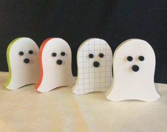 Ghost, Halloween, handmade ghosts, Halloween decor