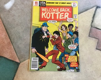 Welcome Back Kotter March no 3 DC TV Volume 1 1977