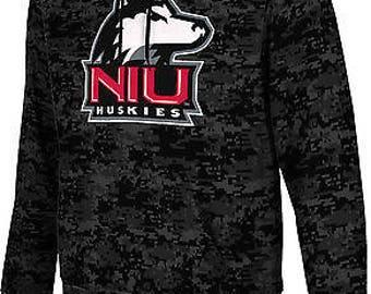 ProSphere Boys' Northern Illinois University Digital Pullover Hoodie (NIU)