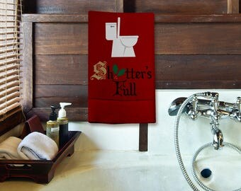 Christmas Vacation Toilet SVG File Cutting Template