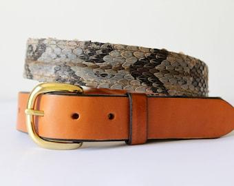 Canebrake Rattlesnake Belt