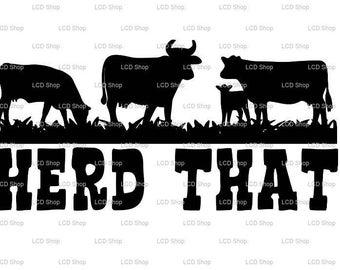 Herd That SVG