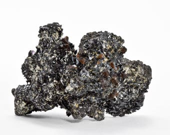 Goethite with Onegite & Quartz from Dreamtime Mine, Teller County, Colorado 20
