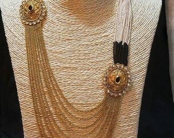 Indian jewelry set, Bollywood jewelry, Indian jewelry, South Indian jewelry, Pakistani jewelry, Indian necklace set, Temple Jewelry, Boho.